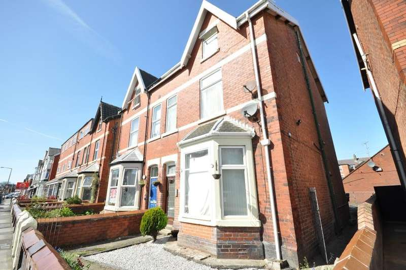 2 Bedrooms Flat for sale in St. Albans Road, Lytham St. Annes