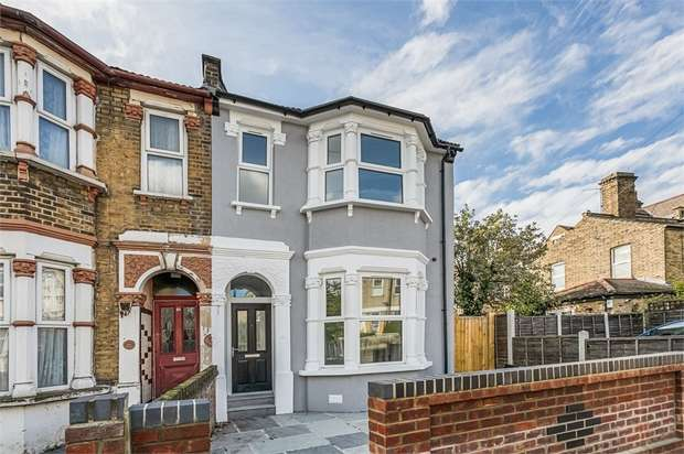 5 Bedrooms End Of Terrace House for sale in West Avenue Road, Walthamstow, London