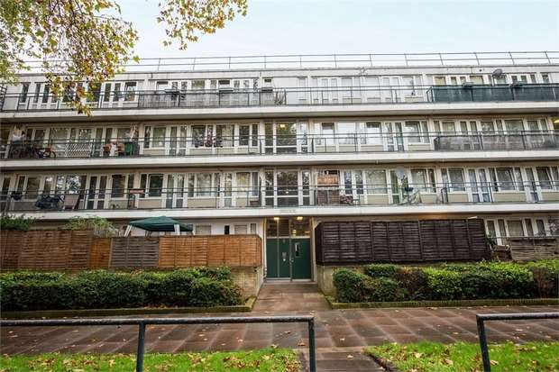 2 Bedrooms Flat for sale in Weedington Road, London