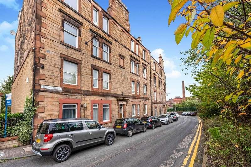 1 Bedroom Flat for sale in Stewart Terrace, EH11
