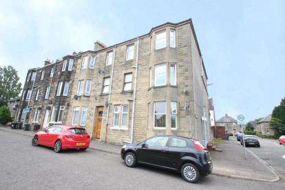 1 Bedroom Flat for sale in Craigmount Street, Kirkintilloch, Glasgow, East Dunbartonshire