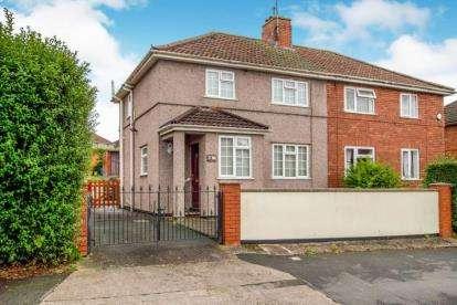 3 Bedrooms Semi Detached House for sale in Barrow Hill Road, Shirehampton, Bristol