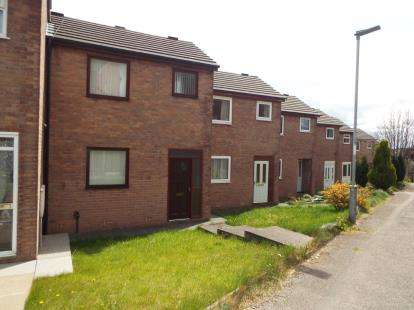 2 Bedrooms Terraced House for sale in Ashbourne Drive, Lancaster, Lancashire, LA1