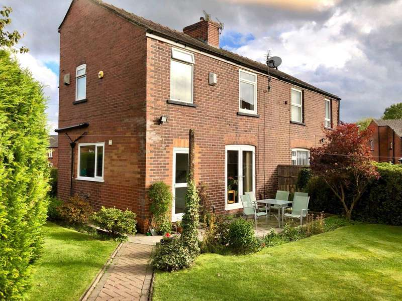 3 Bedrooms Semi Detached House for sale in Oaks Avenue, Bolton