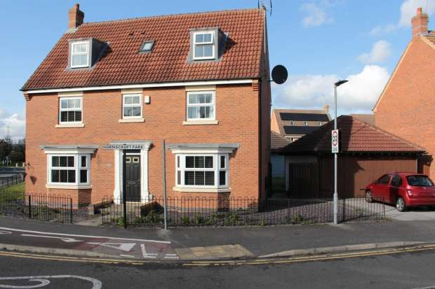 6 Bedrooms Detached House for sale in Hornscroft Park, Hull, North Humberside, HU7 3GS