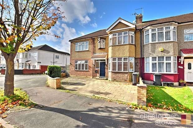 4 Bedrooms End Of Terrace House for sale in Eastfield Road, Waltham Cross, Hertfordshire