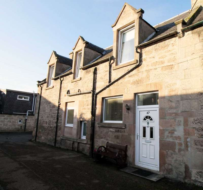 3 Bedrooms End Of Terrace House for sale in Society Street, Nairn