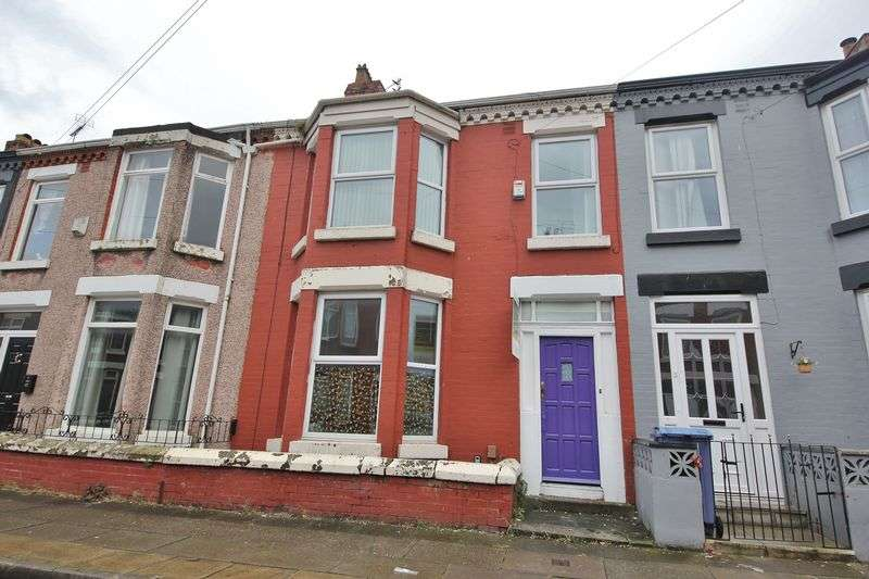 4 Bedrooms Property for sale in Blantyre Road, Wavertree, Liverpool, L15