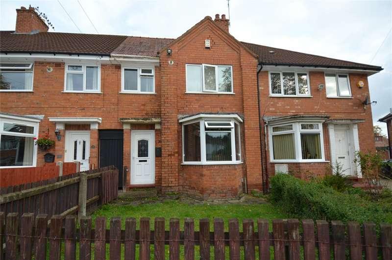 3 Bedrooms Terraced House for sale in Brentford Road, Birmingham, West Midlands, B14