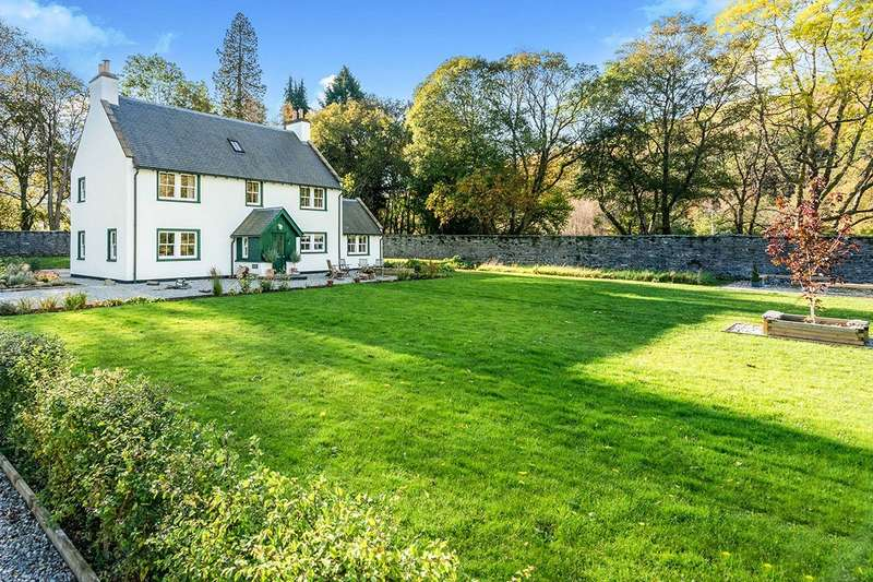 5 Bedrooms Detached House for sale in Walled Garden West, Lochbroom, Ullapool, Highland, IV23