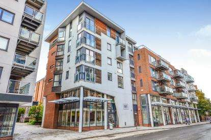 1 Bedroom Flat for sale in 118 High Street, Southampton, Hampshire