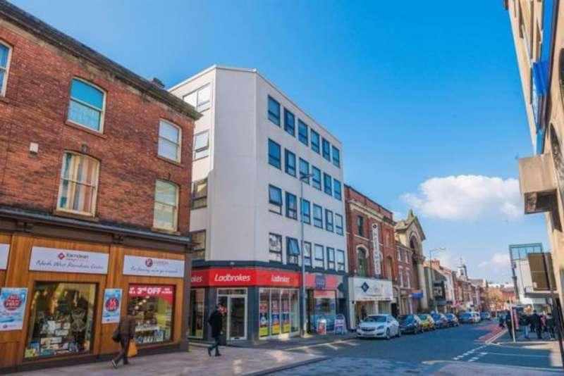 1 Bedroom Flat for sale in Lune Street, Preston