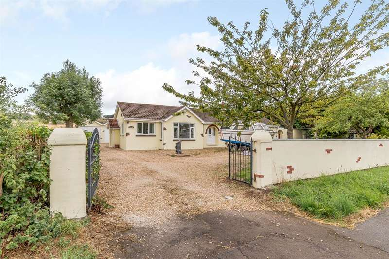 4 Bedrooms Bungalow for sale in , Scarborough Road, East Heslerton, YO17 8RW