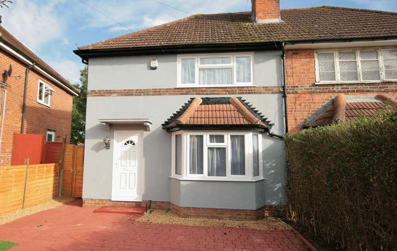 3 Bedrooms Semi Detached House for sale in Dawlish Road, Reading
