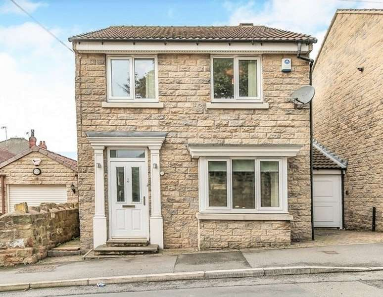 3 Bedrooms Detached House for sale in Quarry Street, Mexborough, South Yorkshire, S64