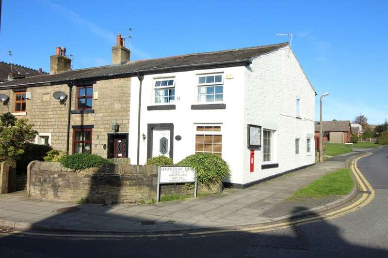 2 Bedrooms Terraced House for sale in Bolton Road, Hawkshaw, Bury, BL8