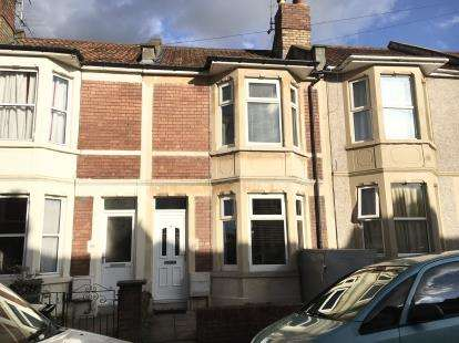 2 Bedrooms Terraced House for sale in Repton Road, Brislington, Bristol, .