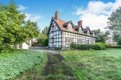 6 Bedrooms Detached House for sale in Church Lane, Pinvin, Pershore, Worcestershire