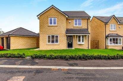 4 Bedrooms Detached House for sale in Skylark Close, Darlington, Co Durham