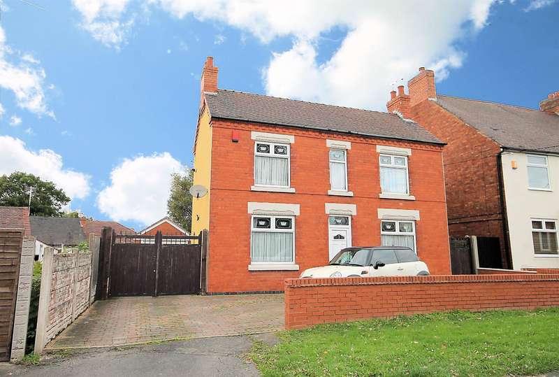 4 Bedrooms Detached House for sale in Spon Lane, Grendon, CV9 2PD