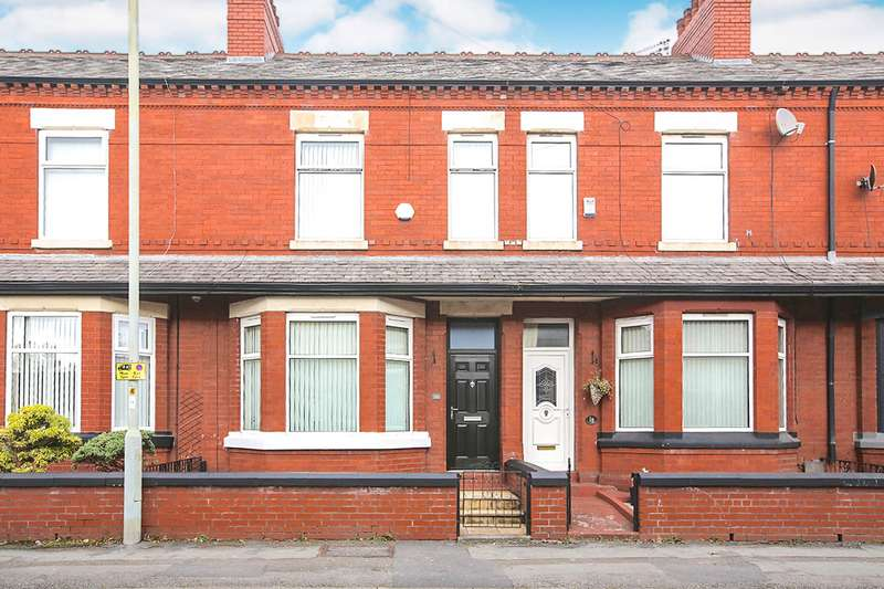 3 Bedrooms House for sale in Station Road, Reddish, Stockport, Greater Manchester, SK5