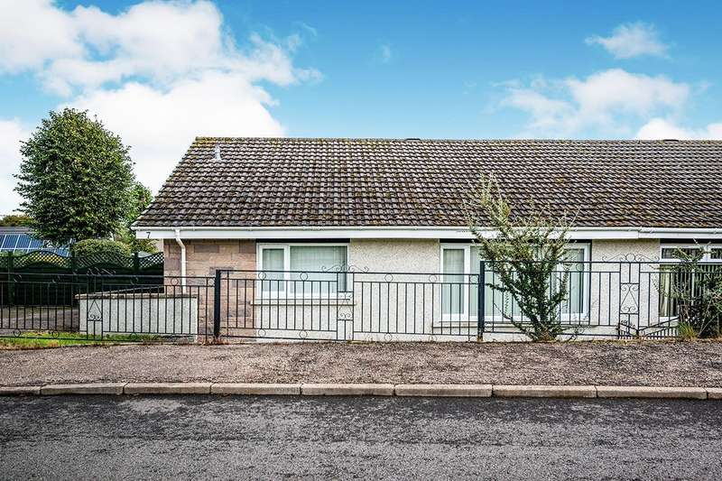 3 Bedrooms Semi Detached Bungalow for sale in Firthview Drive, Inverness, Highland, IV3