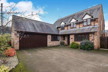 4 Bedrooms Detached House for sale in Robert Hall Road, Arnesby, Leicester, Leicestershire