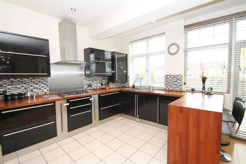 4 Bedrooms End Of Terrace House for sale in Hamilton Crescent, Palmers Green, London N13 5LW