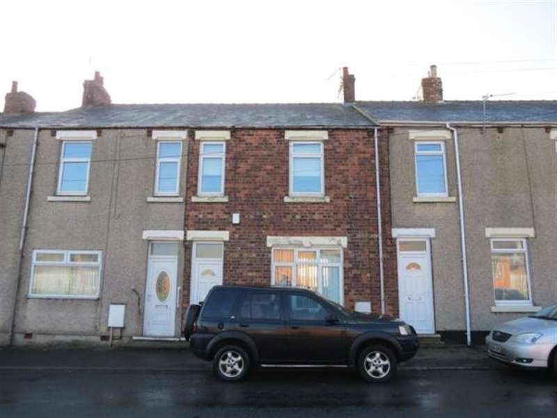 3 Bedrooms Terraced House for sale in St Aidens Terrace, Trimdon Station, County Durham, TS29 6BT