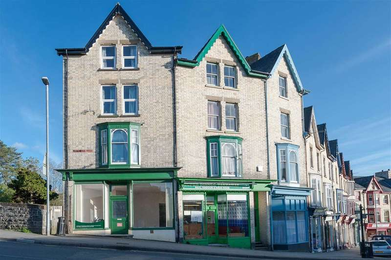 3 Bedrooms End Of Terrace House for sale in Park Crescent, Llandrindod Wells, LD1 6AB