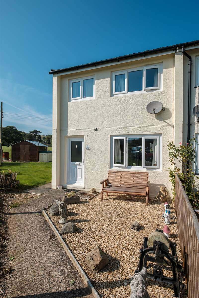 3 Bedrooms End Of Terrace House for sale in The Walk, Beulah, Llanwrtyd Wells, LD5 4YA
