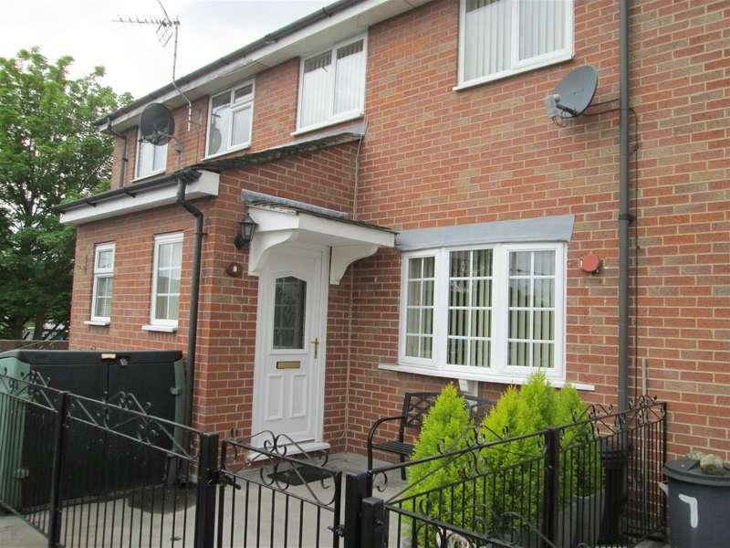 2 Bedrooms Maisonette Flat for rent in Ballam Mews, Elmore Lane, Rugeley WS15 2DJ