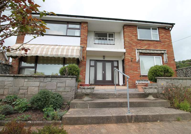 4 Bedrooms Detached House for sale in Clevedon Road, Tickenham, Clevedon, BS21 6RD