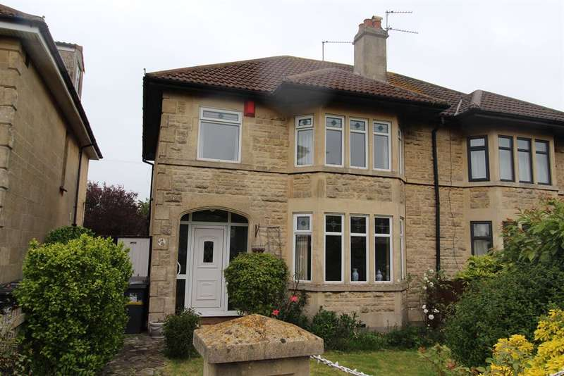 3 Bedrooms Semi Detached House for sale in Wells Road, Whitchurch, Bristol, BS14 9HT