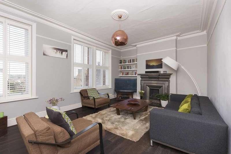 4 Bedrooms Flat for sale in Dashwood Road, Crouch End, London, N8