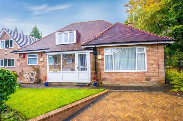 3 Bedrooms Detached Bungalow for sale in Oakwell Drive, Salford, Greater Manchester