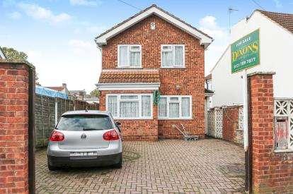 3 Bedrooms Detached House for sale in Foxton Road, Alum Rock, Birmingham, West Midlands