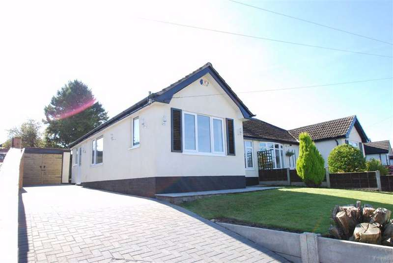 2 Bedrooms Semi Detached Bungalow for sale in Chiltern Drive, Walshaw, Bury