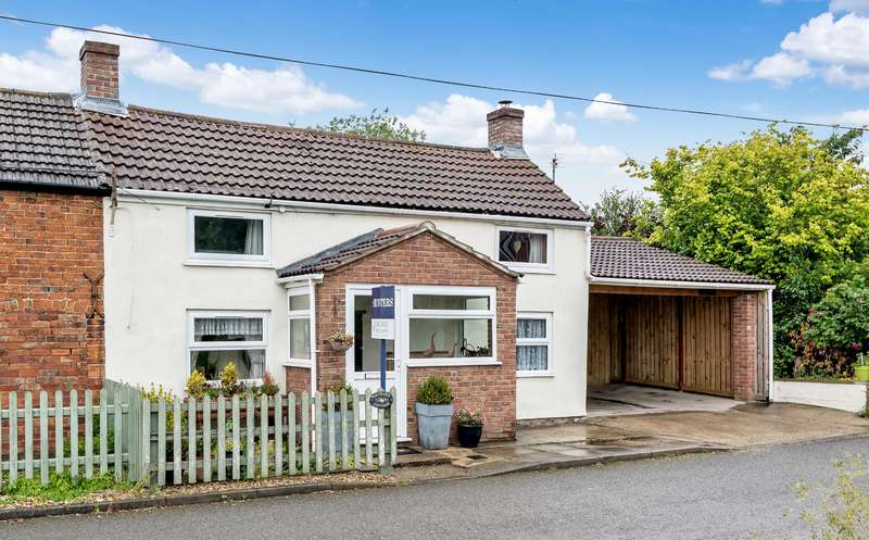 3 Bedrooms Cottage House for sale in Copper Street, Bucknall, Woodhall Spa, Lincs, LN10 5EQ