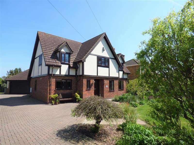 5 Bedrooms Detached House for sale in Wragholme Road, Grainthorpe