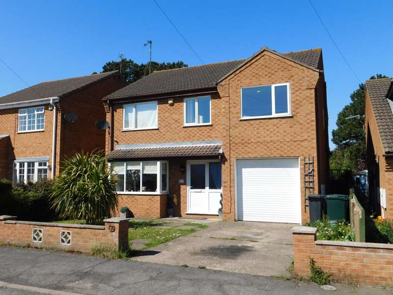 4 Bedrooms Detached House for sale in Derby Avenue, Skegness, PE25 3DH