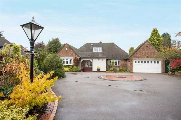 4 Bedrooms Detached House for sale in Waters Drive, Sutton Coldfield, West Midlands