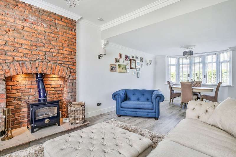 3 Bedrooms Detached House for sale in Bartle Road, Sheffield, South Yorkshire, S12