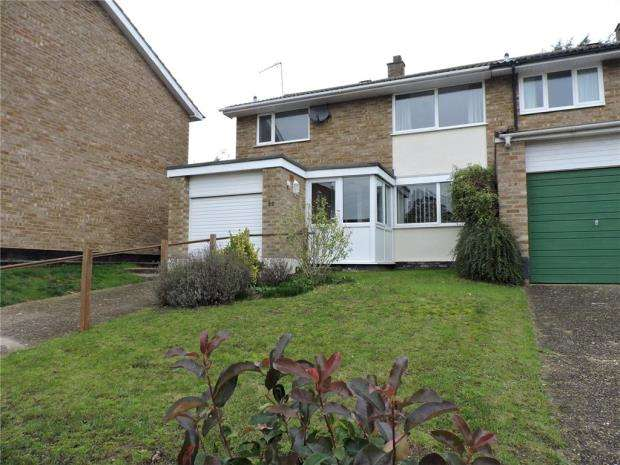 3 Bedrooms End Of Terrace House for sale in Hillyfields, Woodbridge, Suffolk