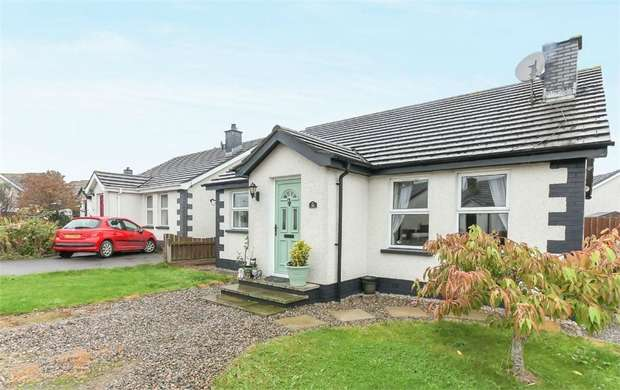 3 Bedrooms Detached Bungalow for sale in Saltwater Close, Ballywalter, Newtownards, County Down