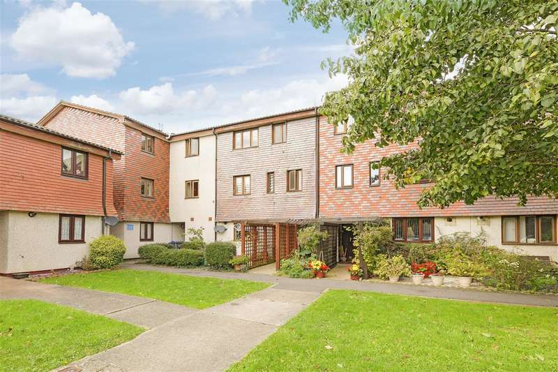 2 Bedrooms Apartment Flat for sale in Coniston Close, West Wimbledon, West Wimbledon