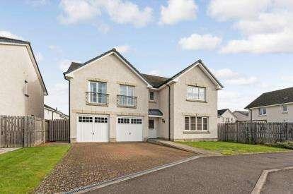 5 Bedrooms Detached House for sale in Dumyat Road, Stirling