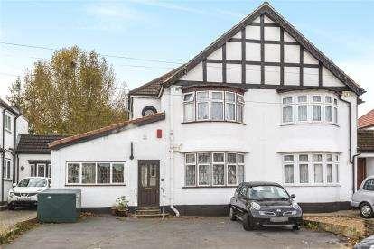 4 Bedrooms Semi Detached House for sale in Queensway, West Wickham