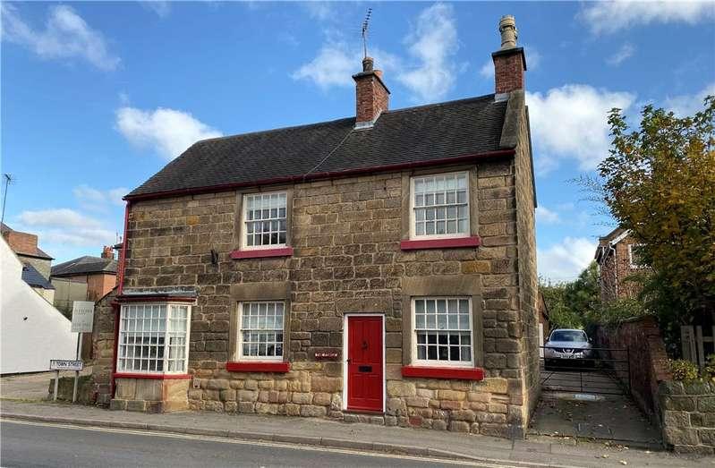 4 Bedrooms Detached House for sale in Town Street, Duffield, Belper, Derbyshire, DE56