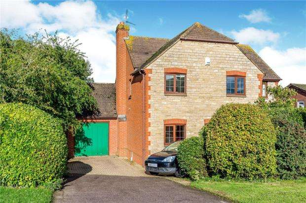 4 Bedrooms Detached House for sale in Bourton Road, Buckingham, Buckinghamshire